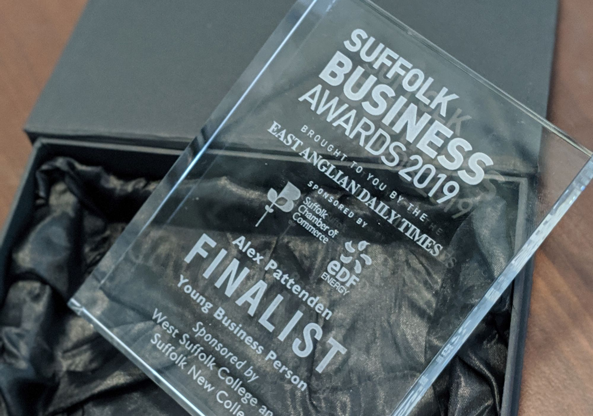 suffolk business awards 2019